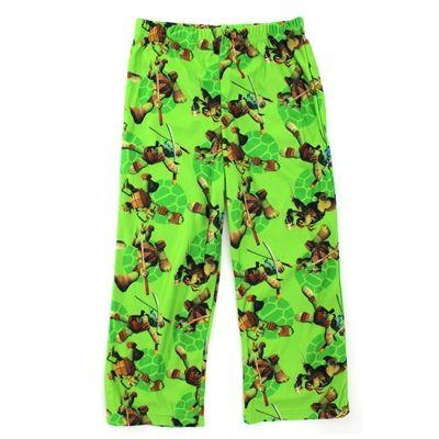 TMNT Ninja Turtles Boys Pajama Pants #TMNT #Leonardo #Donatello #Raphael #Michelangelo #FunStartsHere #EverythingCharacter www.YankeeToyBox.com Pjs Jammies Sleepwear Bottoms