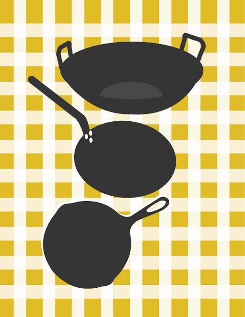 Tays Rocha: Printables - Ilustrações para cozinha #crafts #diy #printables #kitchen #homedecor #decor #taysrocha #artesanato