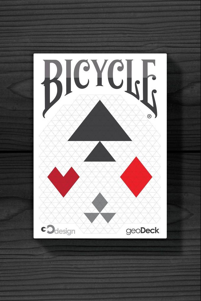 geoDeck - Simple Geometric Deck of Custom Playing Cards by Garrett Olin [GOdesign] — Kickstarter