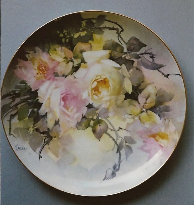 Jean Sadler: Hands Paintings, China Porcelain, Jeans Sadler, Aunt Jeans, China Paintings, Paintings China, Drawings Paintings, China Glasses, Artists Jeans