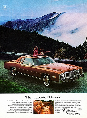 1978 Cadillac Eldorado Custom Biarritz