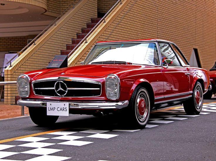 Mercedes-Benz 280SL | LMP CARS 《 ポルシェ、フェラーリ、アストンマーチン、ベンツ、BMW 等の輸入・販売 》