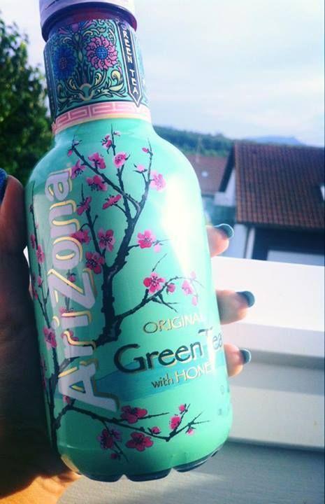 Luv Arizona green tea