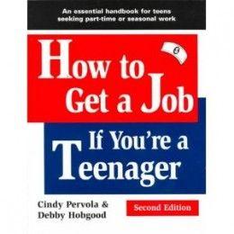 good jobs for teens