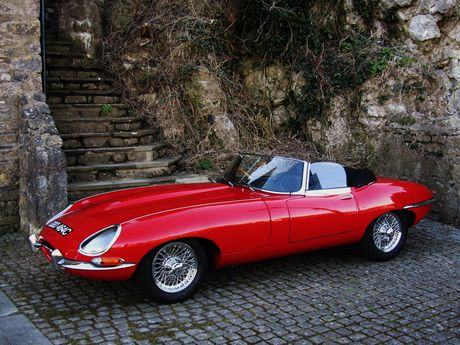 1965 Jaguar E-Type Roadster Conversion - Silverstone Auctions