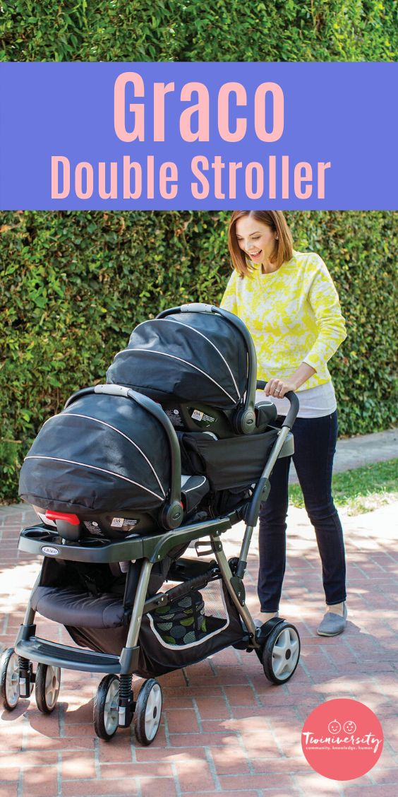 Graco Double Stroller Twiniversity 1 Twin Parenting