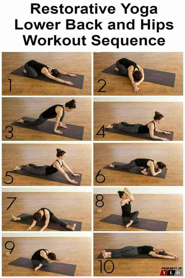 Yoga Sequence Lower Back