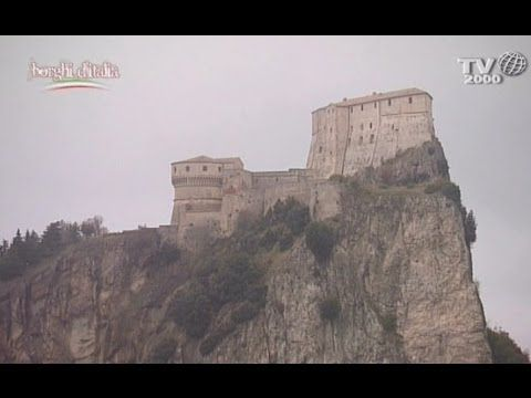 San Leo (Rimini) - Borghi d'Italia (Tv2000) - YouTube