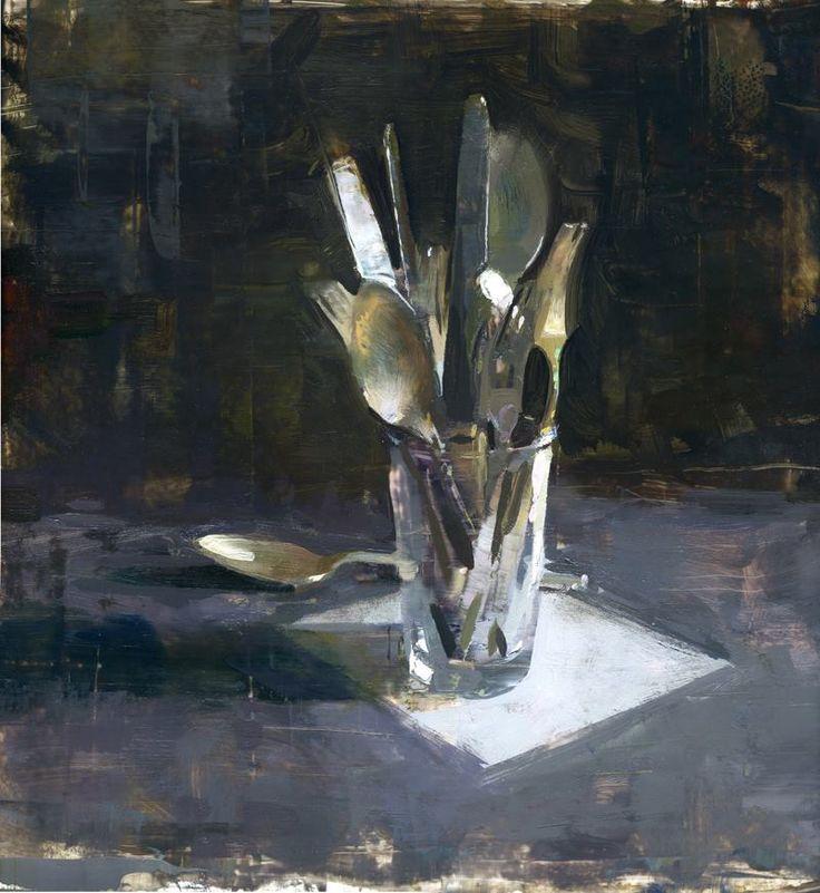 Interview with Jon Redmond : Painting Perceptions