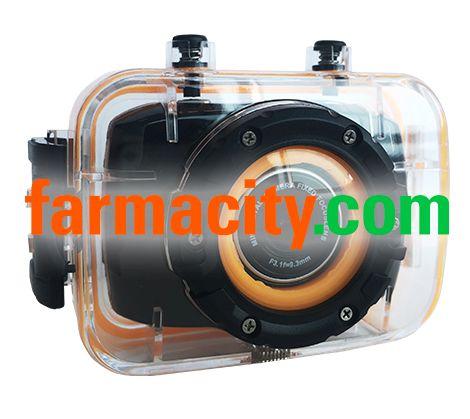 Farmacity - Participá por una increíble Action Cam. Completá tus datos y participá por esta increíble cámara.