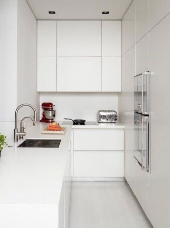 84 Best Small Kitchen Design Images On Pinterest