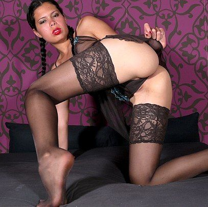 Lucyvanangel Beautiful Pantyhose And 54