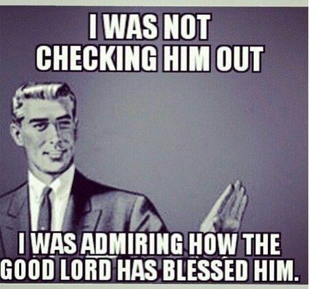 LOL  too funny...