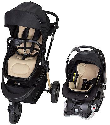 "Baby Trend Royal SE Travel System - Organic Birch - Babies""R""Us"