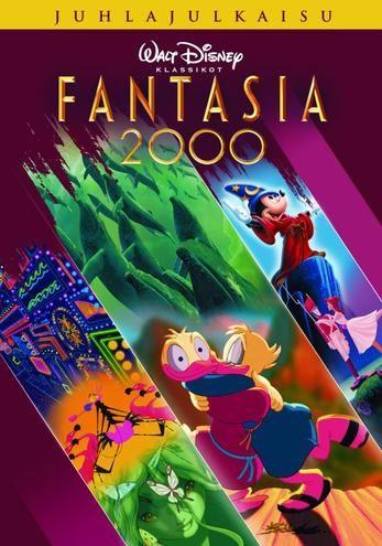 Disney klassikko 38 - Fantasia 2000