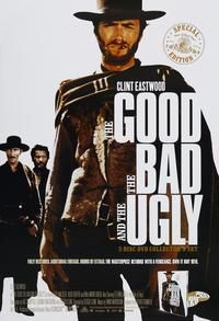 The Good the Bad and the UglyFilm, Movie Posters, Ugly, Classic Movie, Westerns Movie, Bad, Clinteastwood, Favorite Movie, Clint Eastwood