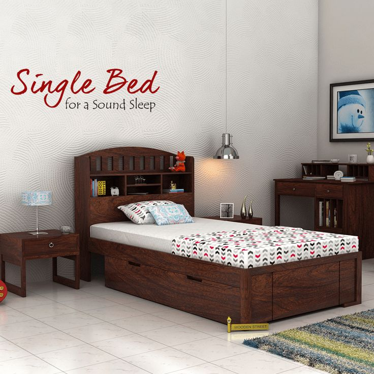 Best The 25 Best Single Beds With Storage Ideas On Pinterest 400 x 300
