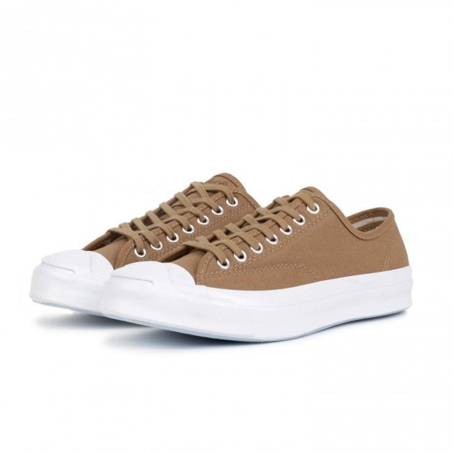 Converse Jack Purcell Signature Ox (Sand Dune) | Converse | Brands