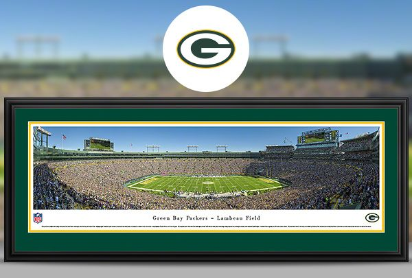 Green Bay Packers Panoramic Pictures & Posters