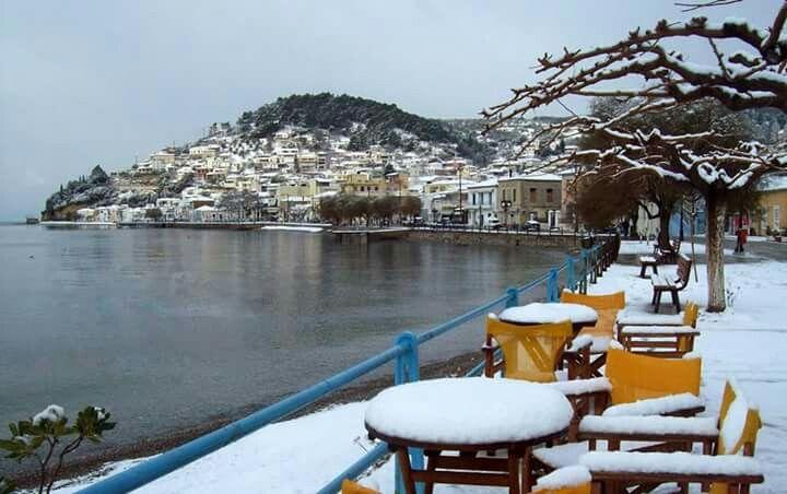 Limni evias, evias, Greece