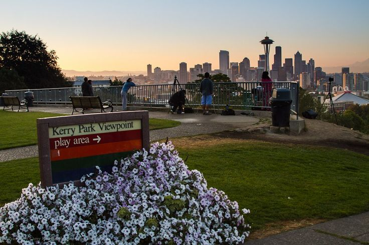 Kerry Park | 211 W Highland Dr, Seattle, WA 98119
