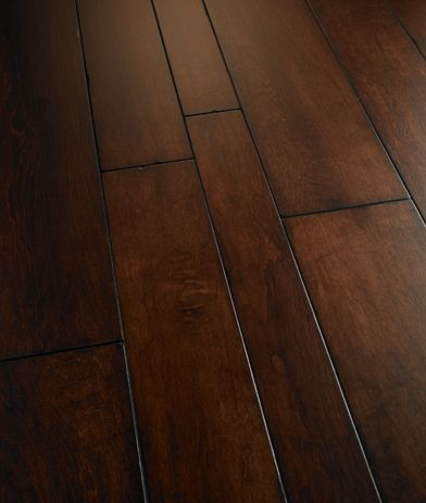engineered wood floor - Either real or engineered, there will be wood floors throughout.
