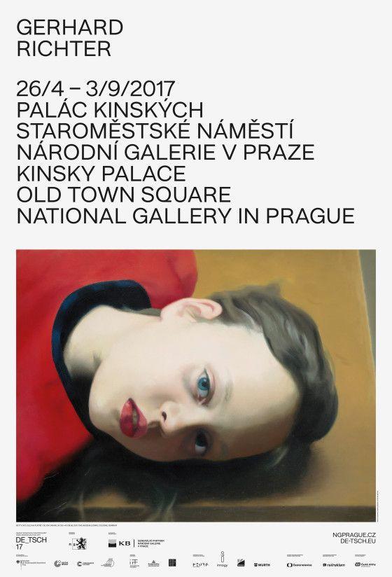 Gerhard Richter @ NG   Studio Najbrt