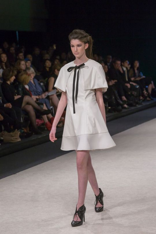 La Salle College Fall 2016 at Vancouver Fashion Week