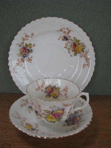 Royal Albert Crown China c1905
