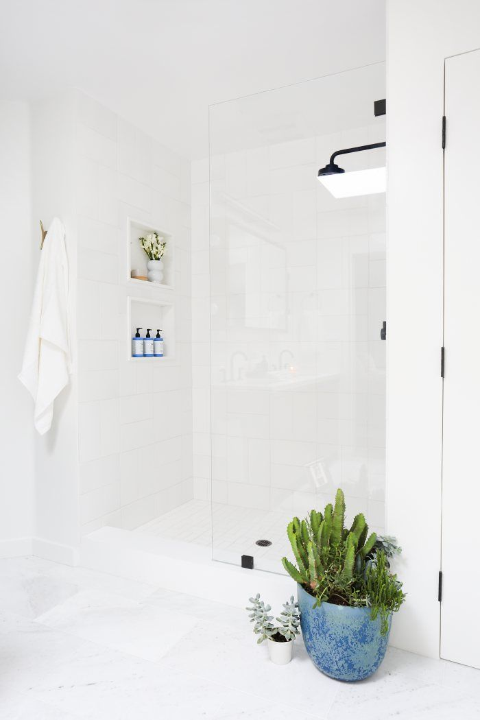 Orlando Soria's Picture Perfect Parquet Bathrooms | Installation Gallery | Fireclay Tile