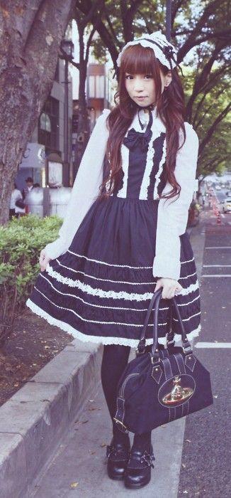 old school lolita | Tumblr