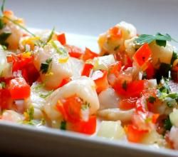 Fresh, Delicious Ceviche Recipe Video by StevesCooking | ifood.tv