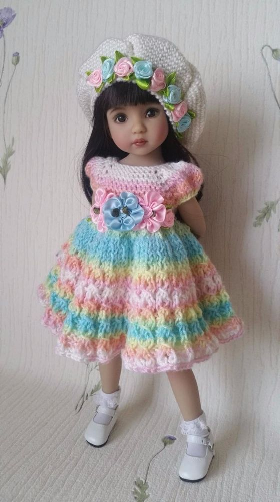 "The outfit for doll 13"" Dianna Effner Little Darling. Hand made. #NFStyle"