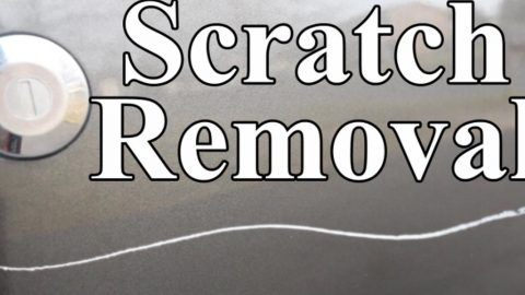 He Shows You The Safest Best Way To Remove Scratches From Your Car Permanently And Easily! | DIY Joy Projects and Crafts Ideas