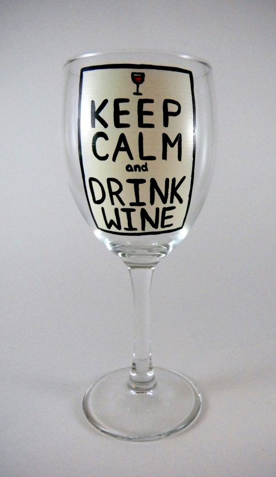 30 best images about too cute for words on pinterest for Hand painted drinking glasses