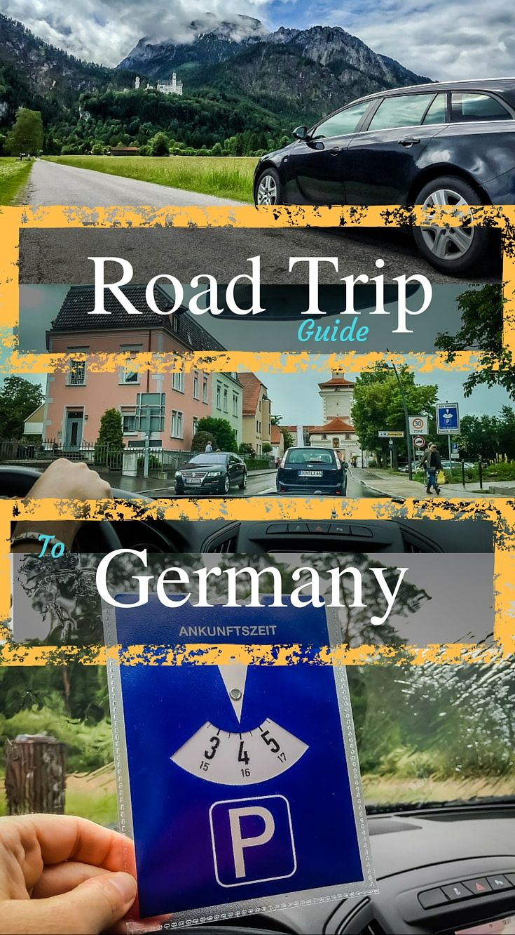 Road Trip Guide To Germany. Divergent Travelers Adventure Travel Blog Ultimate Germany Road Trip Guide. This guide is stuffed full of useful information that I wish I had found before road tripping though Germany. From top road tripping routes in Germany, to the rules of the road and even basic information about what side of the road they drive on in Germany. Click to read the full travel blog post at http://www.divergenttravelers.com/ultimate-germany-road-trip-guide/