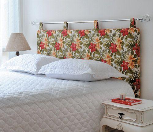 São oito ideias diferentes para você renovar o seu quarto.
