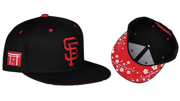 SF Giants Japense Heritage Night cap