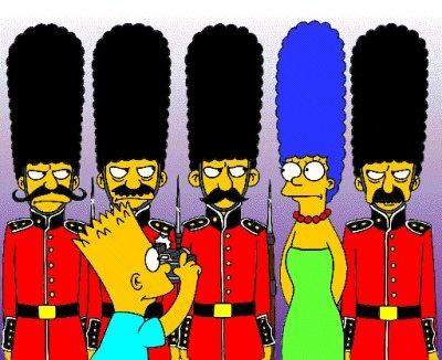 English Simpsons