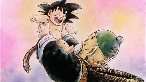 Goku images *Goku & Granpa Gohan* HD wallpaper and background photos