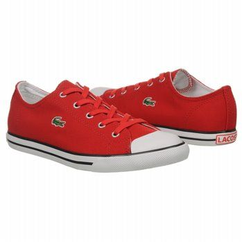 lacoste mens casual shoes lacoste men's shoes red