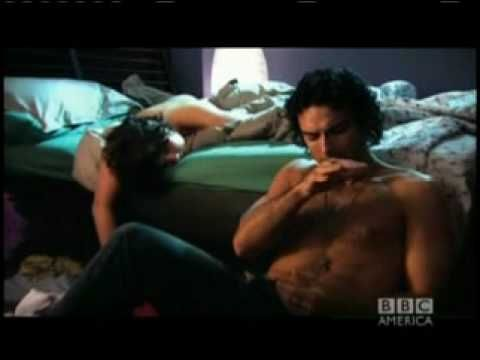 Being Human Promo. In follow up to my last pin. Being Human BBC with Aidan Turner.