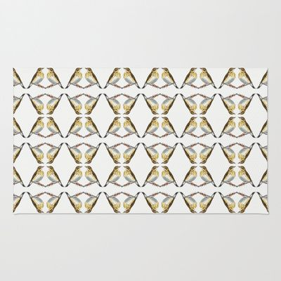 Rug pattern illustration
