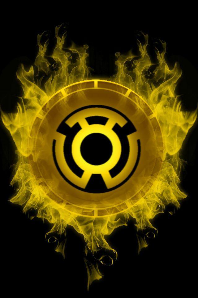 Lanterna Amarela