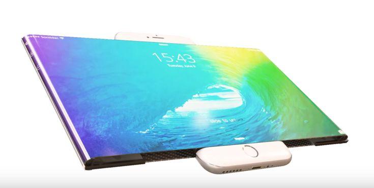 widescreen iPhone 7 concept