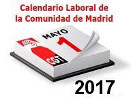 Calendario laboral Tragsatec Madrid 2017