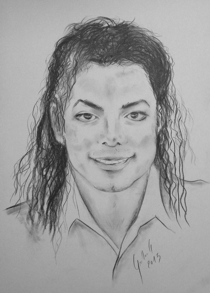 Les 105 meilleures images du tableau dessins drawing pencil sur pinterest dessins bd et crayon - Coloriage michael jackson ...