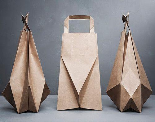 origami bags
