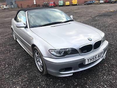 BMW 318 2.0 Ci Sport CONVERTIBLE - 2005 55-REG - 10 MONTHS MOT: £1,490.00 End Date: Sunday Mar-18-2018 20:08:11 GMT Add to watch list