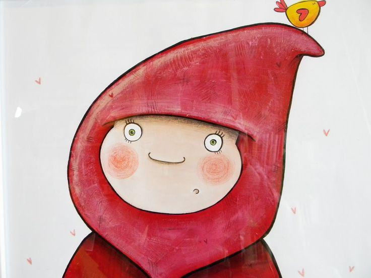 cappuccetto rosso, celine meisser